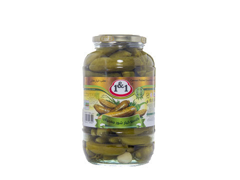 Pickled Cucumber (G1) - Kikis Delivery