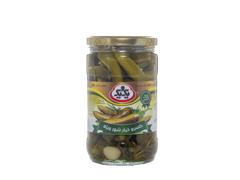 Baby Pickled Cucumbers - Kikis Delivery