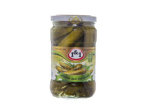 Pickled Cucumbers - Kikis Delivery