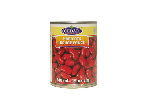 Dark Red Kidney Beans - Kikis Delivery