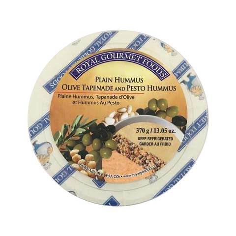 Royal Gourmet Spicy Olive Tapenade