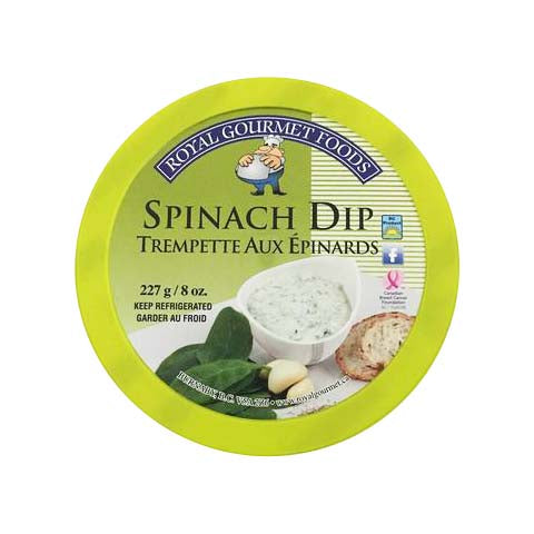 Spinach Dip - Kikis Delivery