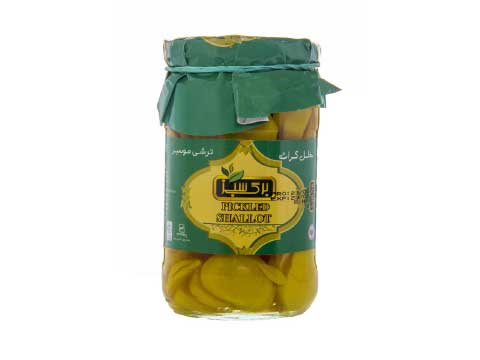 Shallot Pickle - Kikis Delivery