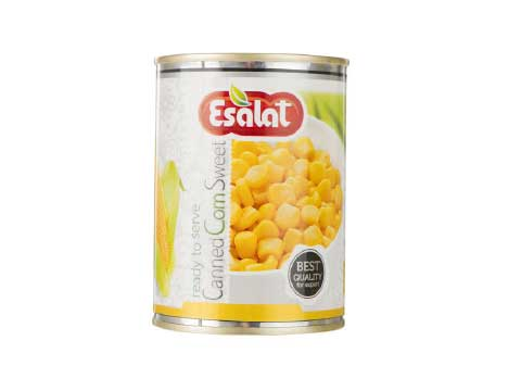 Sweet Corn(easy open) 380g - Kikis Delivery