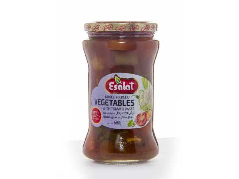 Pickled Vegetables - Kikis Delivery