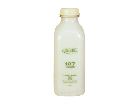 Avalon Milk - 1% Conventional