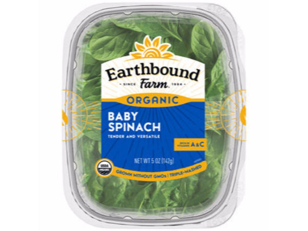 Earthbound Farms - Baby Spinach - Kikis Delivery