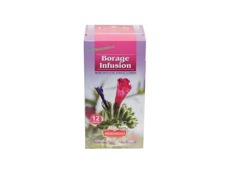 Borage infusion - Kikis Delivery