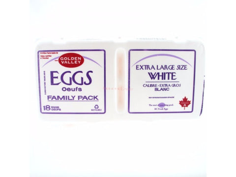 Golden Valley Family Pack Eggs - Kikis Delivery