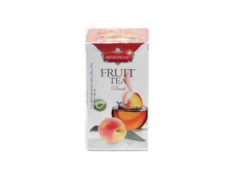 Fruit tea peach - Kikis Delivery