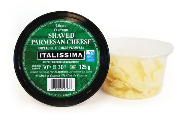 Shaved Parmesan - Kikis Delivery