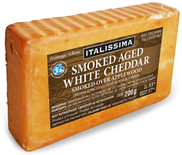 Italissima Smoked Aged White Cheddar