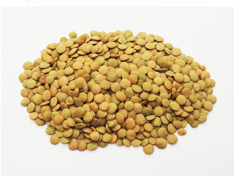 Lentils, Green Large 2LB - Kikis Delivery
