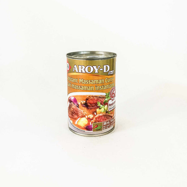 Aroy-D Instant Massaman Curry