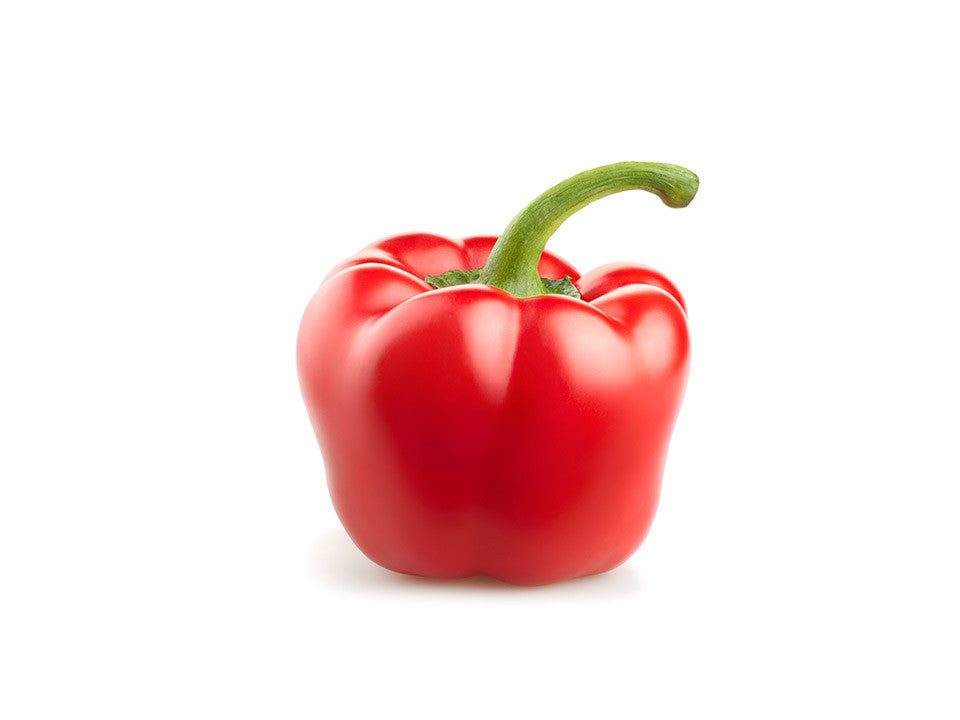 Bell Pepper, Red - Kikis Delivery
