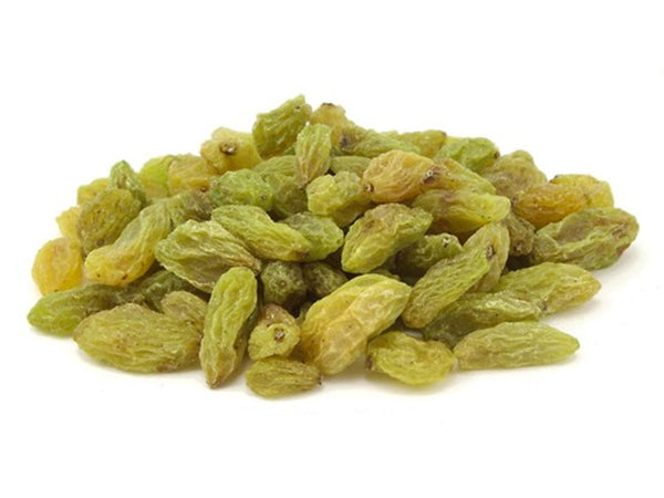 Raisins, Green