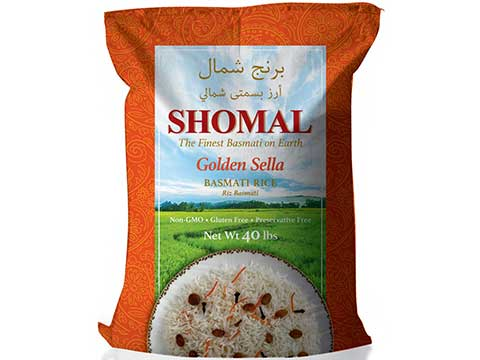 Golden sella Basmati Rice - Kikis Delivery