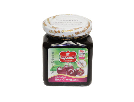 Sour cherry jam - Kikis Delivery