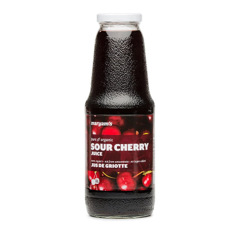 Organic Maryam's Sour Cherry Juice - Kikis Delivery
