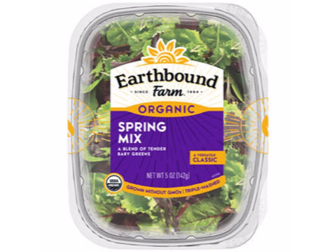 Earthbound Farms - Spring Mix - Kikis Delivery