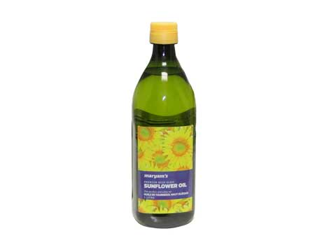 Sunflower Oil - Kikis Delivery