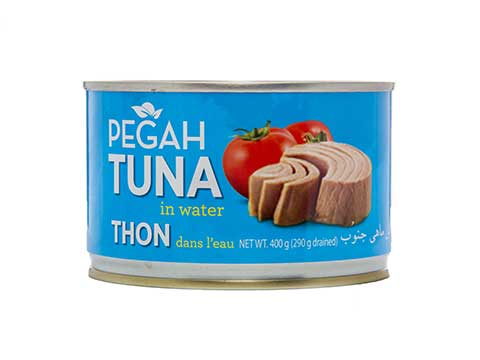 Tuna in Water - Kikis Delivery