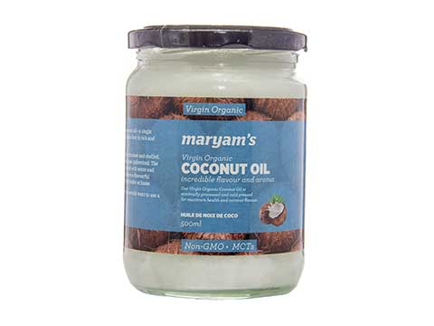 Virgin Organic Coconut Oil - Kikis Delivery