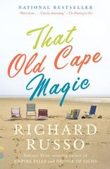 "Anaheim Script used on cover of ""That Old Cape Magic"""