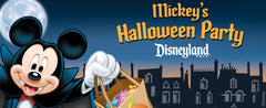 Fairy Tale used for Mickey's Halloween Party
