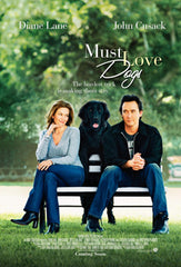 Valentine Joy used on movie poster for Must Love Dogs