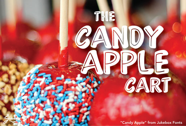 Sample of Candy Apple
