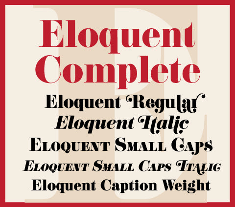 Eloquent Complete Main Banner
