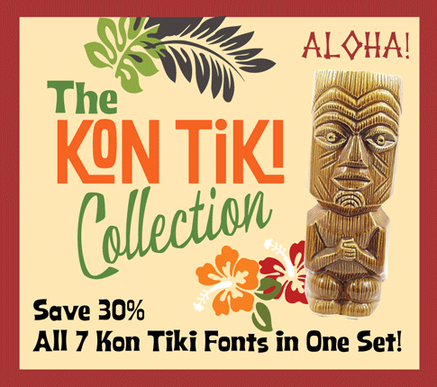 Kon Tiki Collection Main Banner