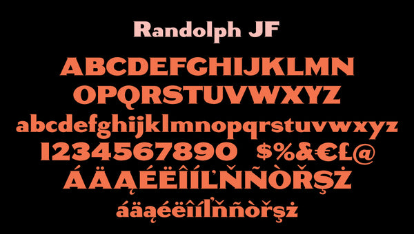 Sample of Randolph Regular