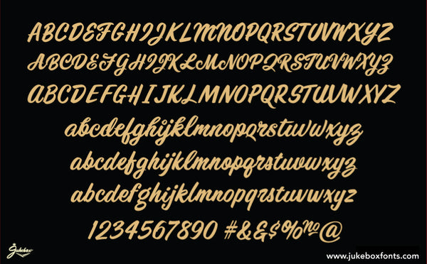 Sample of Santoro Script