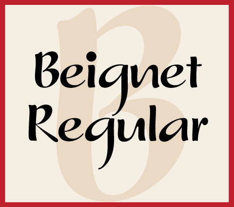 Beignet Regular Banner