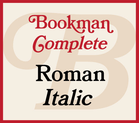 Bookman Complete Banner