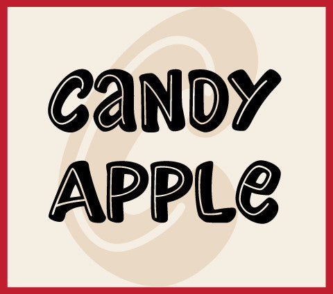 Candy Apple Main Banner