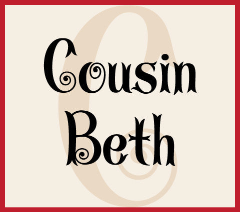 Cousin Beth Banner
