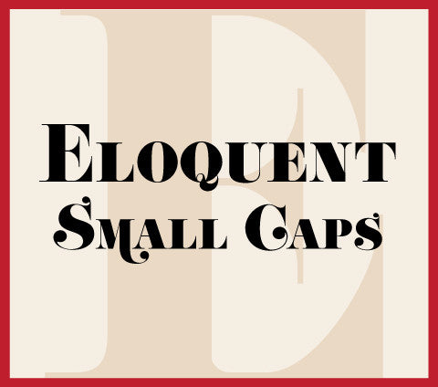 Eloquent Small Caps Banner
