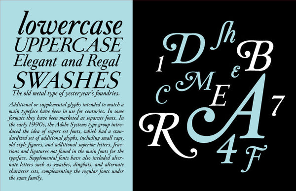 Sampe of Empyrean Italic