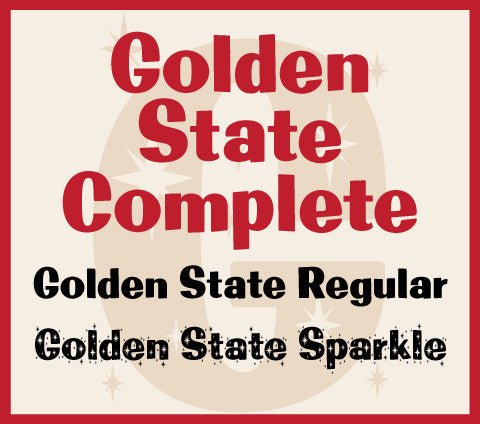 Golden State Complete Banner