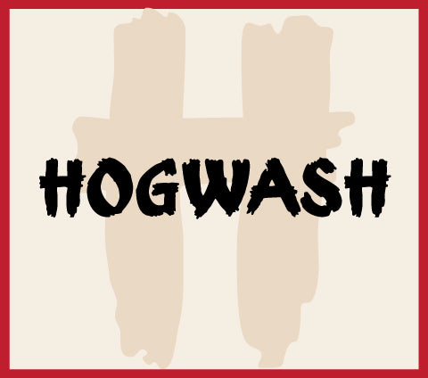Hogwash Main Banner