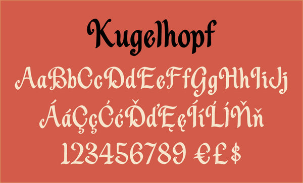 Sample of Kugelhopf