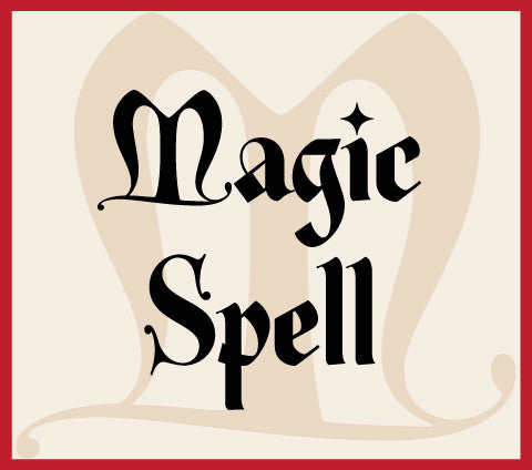 Magic Spell Banner