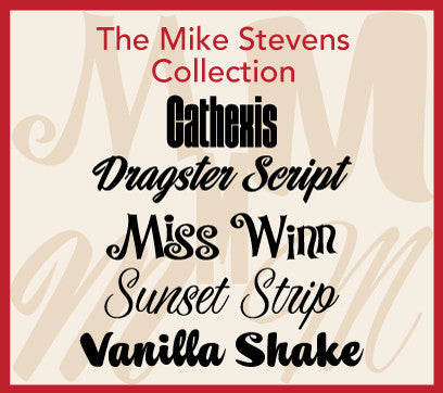 Mike Stevens Collection Banner