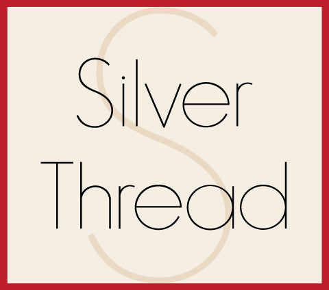 Silver Thread Font Free - chartsmaster