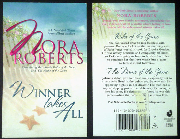 Stephanie Marie used on Nora Roberts book covers