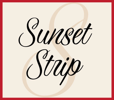 Sunset Strip Banner