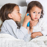 Kinsa Smart Ear Digital Thermometer in Use